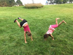 Handstands and Wonder