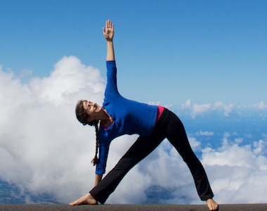 Tricky Trikonasana: My Travels with Triangle Pose