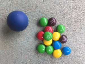 Prana, The Brain, and M&M's